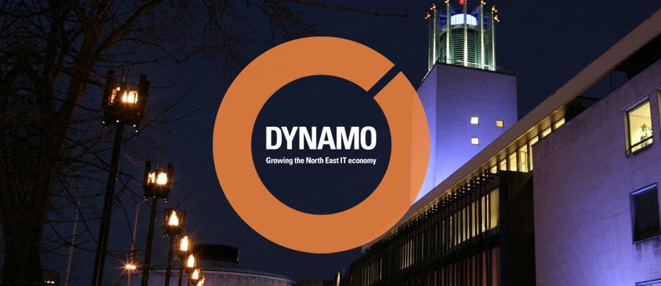 Dynamo North East Branding