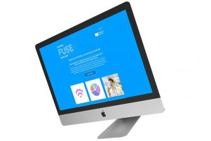 Creative Fuse North East website