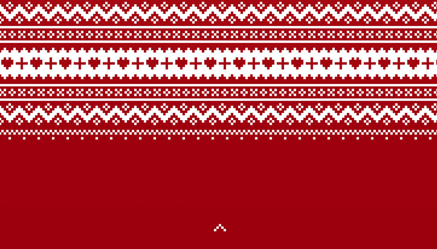 Christmas Jumper Space Invaders Games