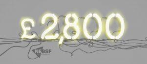 NEBSF £2,800 website funding