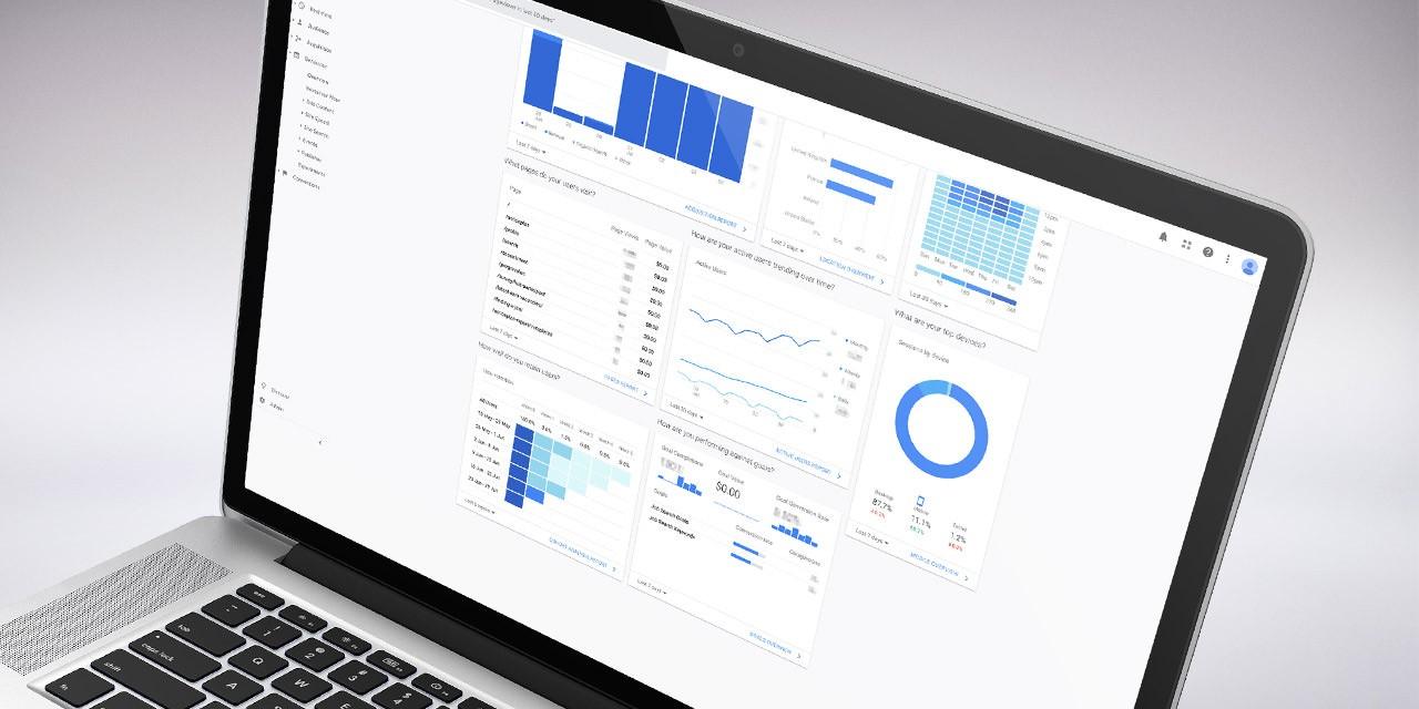 Ingeus UK Google Analytics Custom dashboards