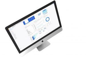 Ingeus UK Google Analytics dashboards