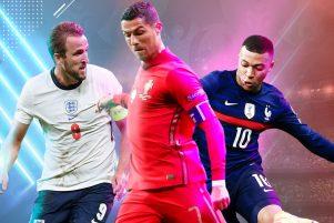 Bahigo EURO 2020 affiliate campaign creative artwork